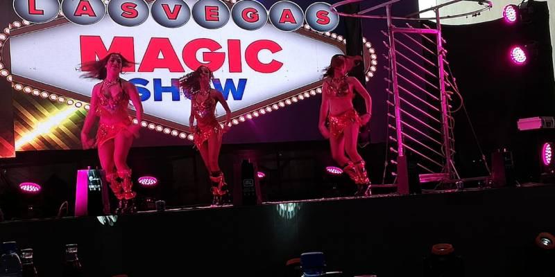 Expo Feria Tulancingo arrancará con el espectáculo Las Vegas Magic Show