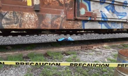 Muere mujer tras ser atropellada por el tren en Huichapan