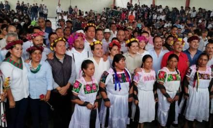 Inauguran el primer festival de cultura náhuatl: Nahuatlalli