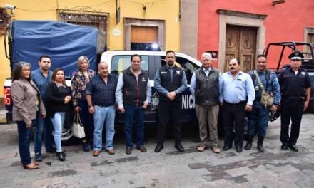 Sostiene SSPH reunión con habitantes, empresarios y delegados de Huichapan