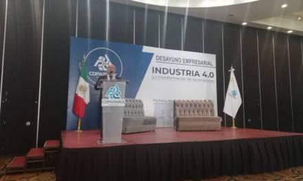 Coparmex promueve la digitalización de las empresas del estado