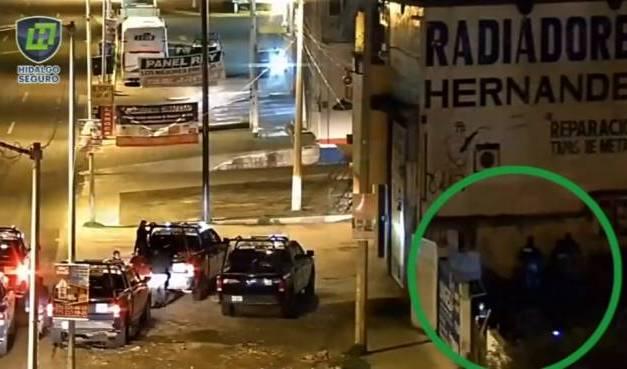 Frustra SSPH robo a comercio en Mineral de la Reforma; 4 asegurados