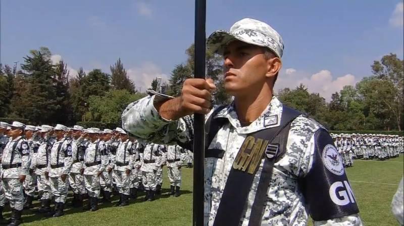 Inicia operaciones Guardia Nacional con 70 mil elementos