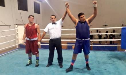 Primer oro internacional para el boxeador hidalguense Javier Cruz