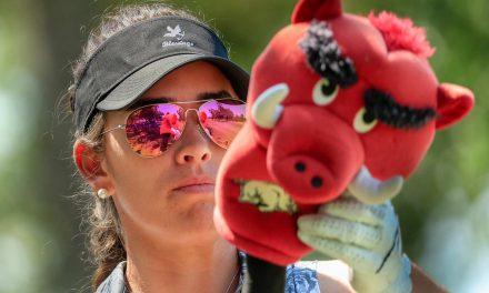 María Fassi culminó en el lugar 34 en el Shoprite LPGA