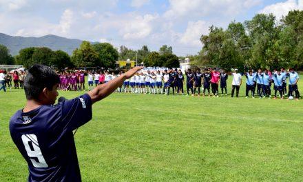 Todo listo para el Regional Estatal de la Copa Telmex Telcel