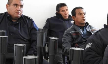 Capacitan a elementos policiacos de Tolcayuca