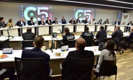 Estados del Centro del país combaten robo de vehículos