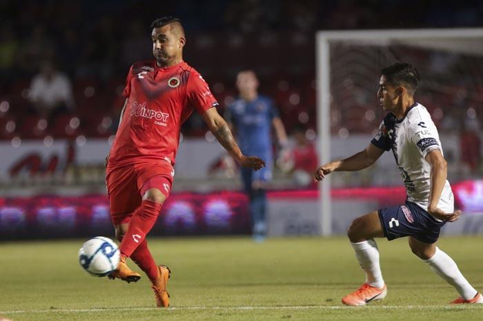 Pachuca sigue sin ganar de visitante; empató 3-3 con Veracruz