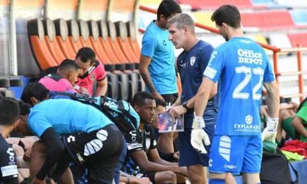 Los 5 refuerzos de los Tuzos ya jugaron; faltaba Romario Ibarra