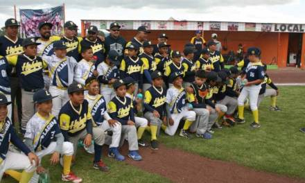 Hidalgo cayó ante el campeón en Nacional de Beisbol Infantil; hoy se juega su pase