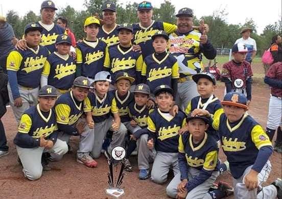 Minissox y Puebla, campeones del Internacional Preinfantil de Beisbol 9-10 años