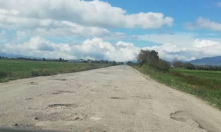 35 por ciento de las carreteras estatales están en malas condiciones