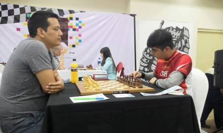 Toño García continúa actividad en Mundial Amateur de Ajedrez