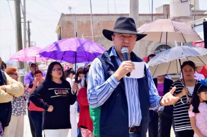 Destituyen a jefe del agua potable en Tepeapulco