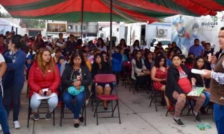 Llegan Jornadas médicas a Acayuca
