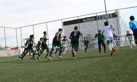 CAR Cedrus buscará ganar torneo de cuarta división en Copa y Liga