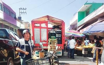 Comerciantes de Tulancingo denuncian a presuntos defraudadores