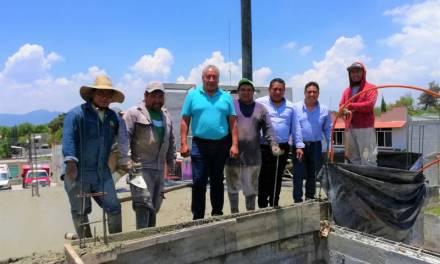 Construyen instalaciones para DIF en San Salvador