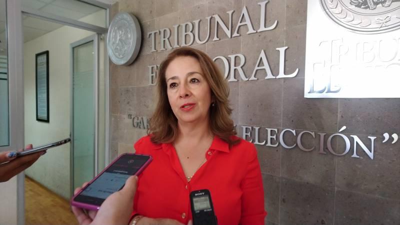 Magistrados piden a diputados federales que tomen en cuenta sus propuestas