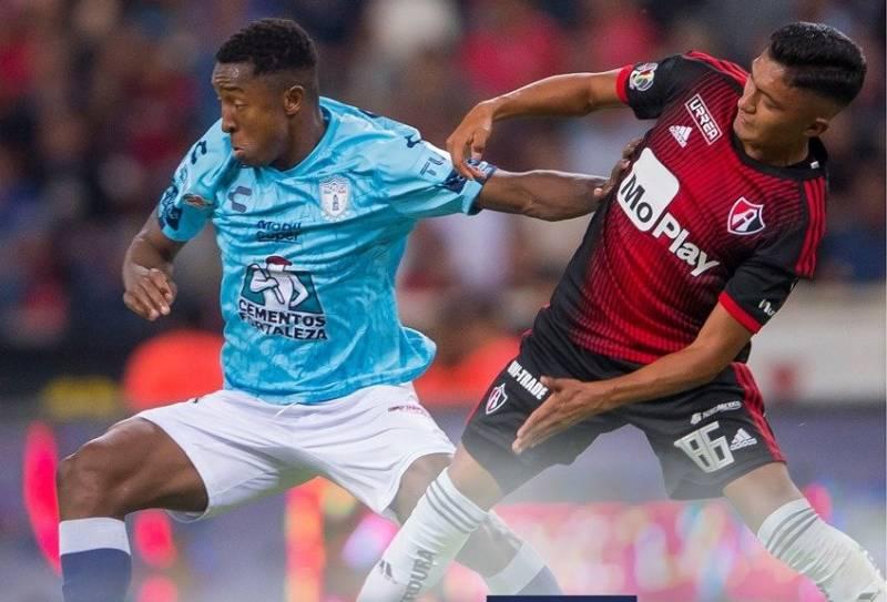 Pachuca rescató el empate a 1 ante Atlas en Copa MX