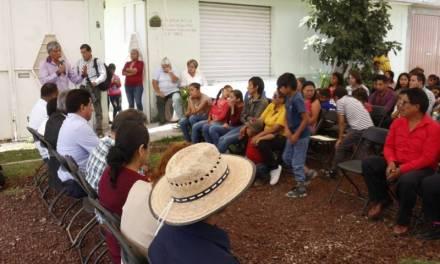 Ayuntamiento de Tizayuca destina más obras para abatir el rezago social en El Carmen