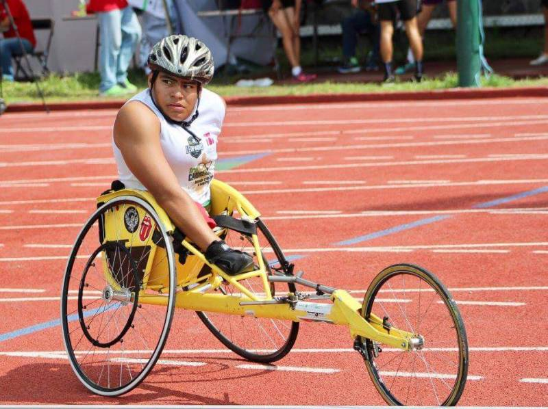 Alexis Gayosso, a Panamericanos Lima 2019 en Para Atletismo