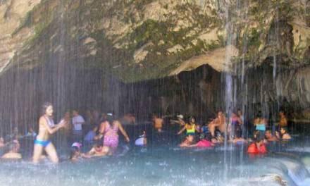 Aguas termales de Hidalgo se promocionarán en Asia