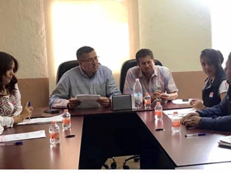 Alcalde de Tepeapulco firma convenio en materia de Seguridad Pública