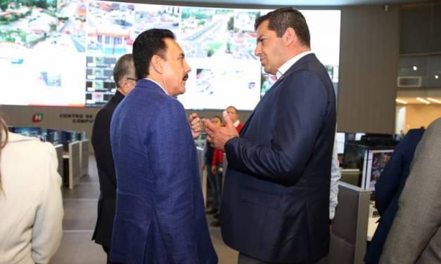 Ricardo Peralta, interlocutor de altura para Hidalgo: Fayad
