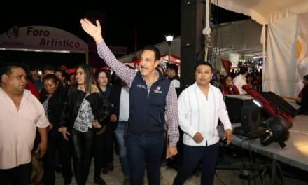 Fayad inaugura Feria de Actopan