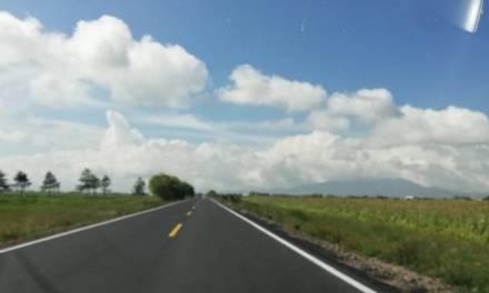Invirtieron 34 mdp en tramo carretero libramiento Tulancingo-Metepec