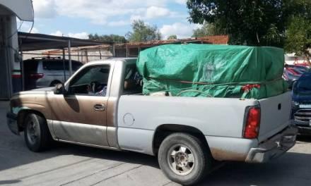 Aseguran 3 mil 500 litros de hidrocarburo robado en Tlahuelilpan