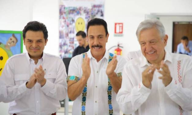 Hidalgo, ejemplo de coordinación con el gobierno federal: AMLO