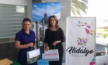 Querétaro promociona sus vendimias, Pueblos Mágicos y Ruta del arte