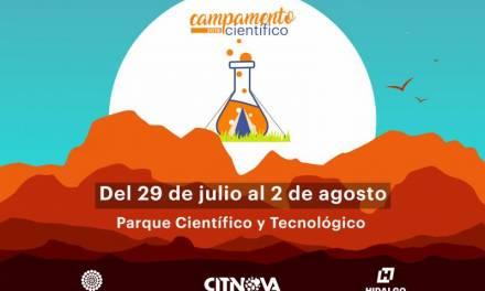 Citnova ofrece Campamento Científico para infantes de 8 a 12 años