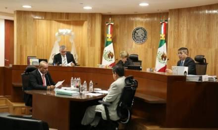 Improcedente, queja de Nueva Alianza Hidalgo sobre distribución de los recursos financieros