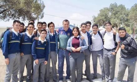 Atención a Jóvenes en Tepeapulco, prioridad del Ayuntamiento