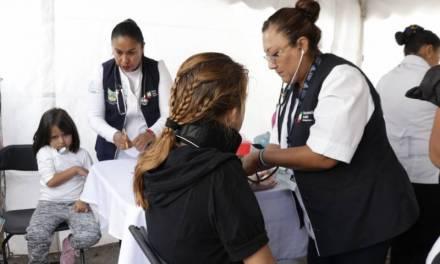 Jornada Médica CRECCCE atendió a más de 650 tizayuquenses