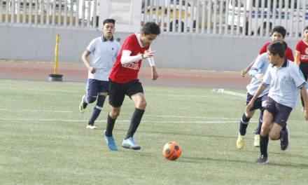 Se lleva a cabo eliminatoria de futbol 6×6 rumbo a juegos nacionales