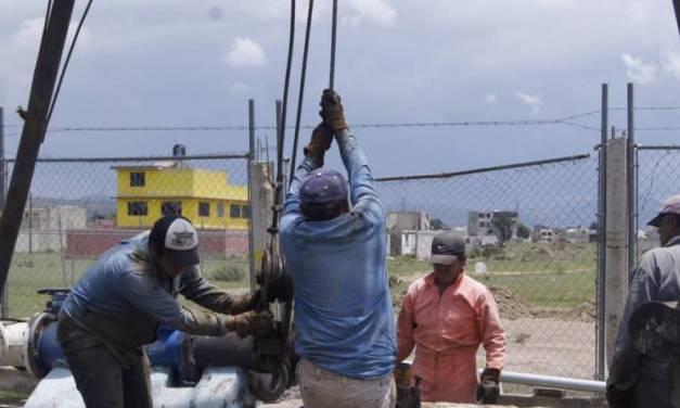 Ayuntamiento de Tepeapulco implementa maniobras para disminuir el desabasto de agua