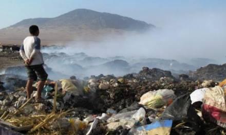Diputados buscan prohibir incineración de basura