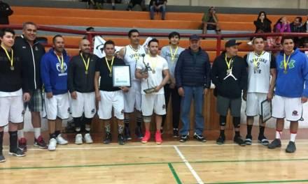 Spartans Gym, campeón de la Liga Mayor Estatal de Baloncesto