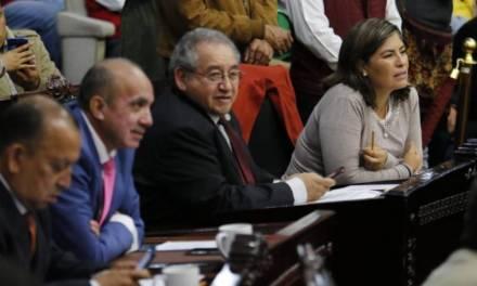 Propone Morena mantener la Junta de Gobierno del Congreso local