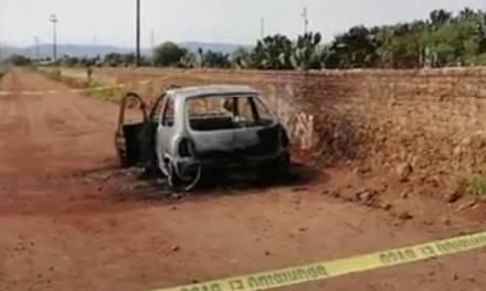 Localizan 2 cuerpos calcinados en Acatlán