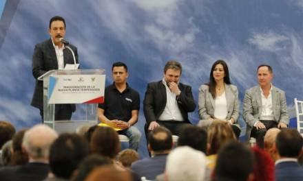 Hidalgo inicia etapa de materialización de metas: Fayad
