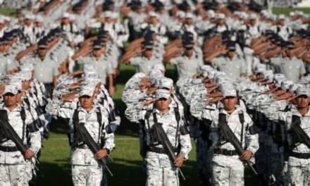 500 elementos de la Guardia Nacional llegarán a Hidalgo