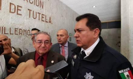 Cesan a comisionado de la Policía Federal por petición del gobierno