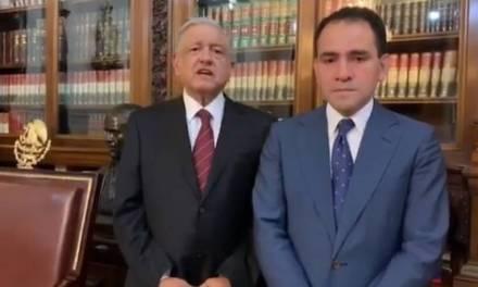 Arturo Herrera, nuevo secretario de Hacienda