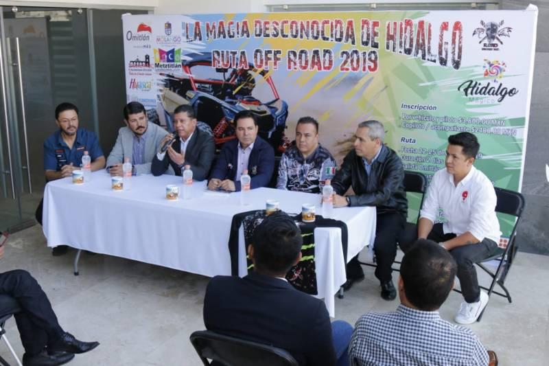 Hidalgo, presente en el Consejo de Diplomacia Turística